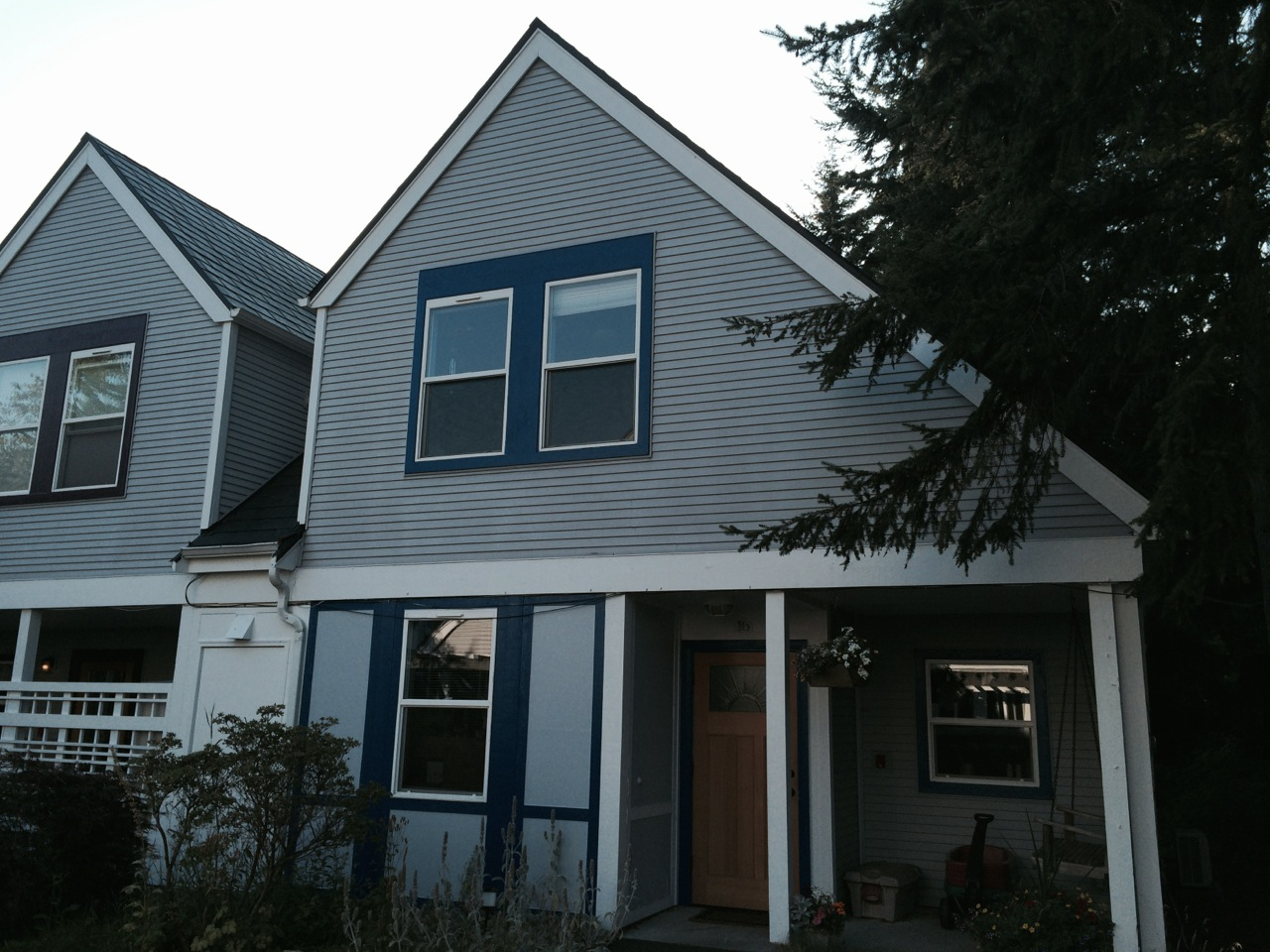 3 Bedroom Duplex In Winslow Cohousing Community